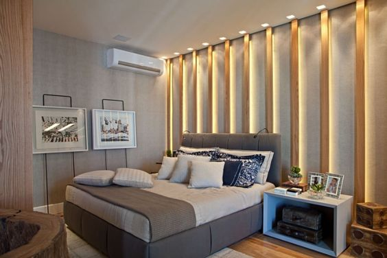 cor fendi - quarto com roupa de cama fendi