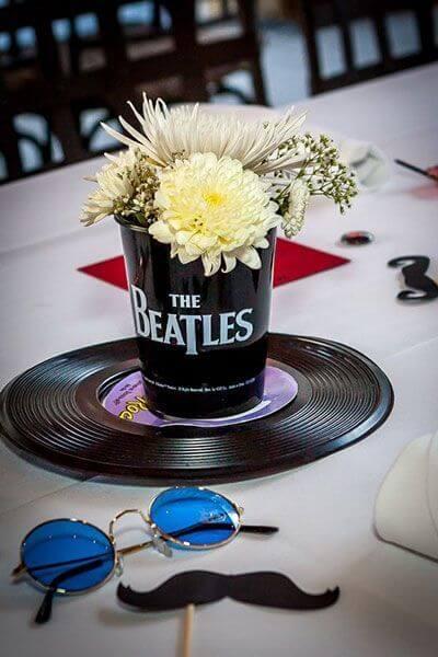 decoração anos 60