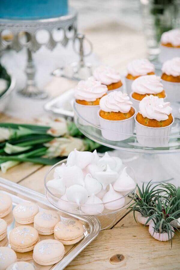 docinhos decorados para mesa de guloseimas simples Foto Pinterest