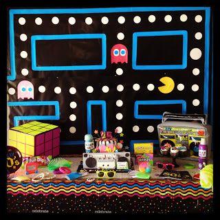 festa anos 80 - festa completa com teca anos 80