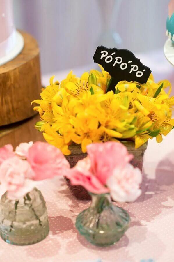 ideias de decoração para festa da galinha pintadinha rosa Foto Pinosy