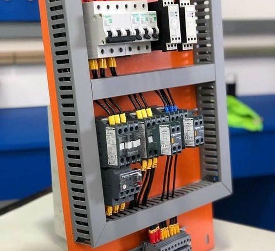 instalação elétrica - quadro bem montado - Ensinando Elétrica