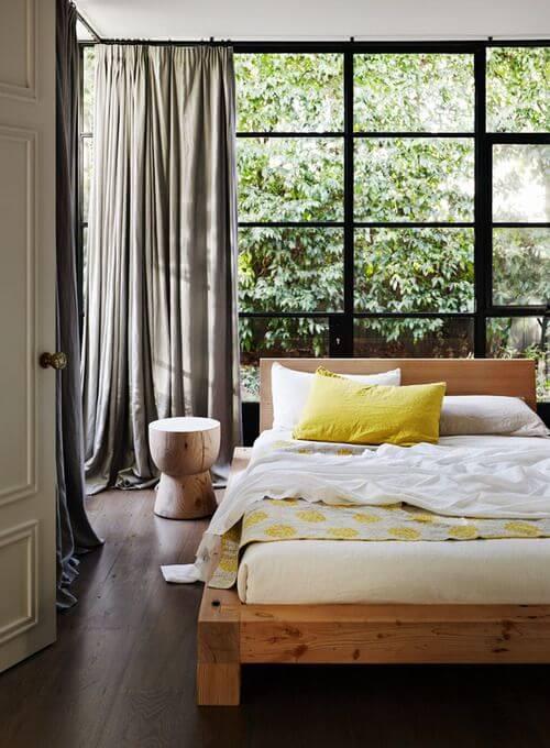 janela para quarto