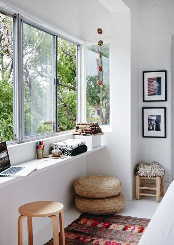 janela para quarto de correr