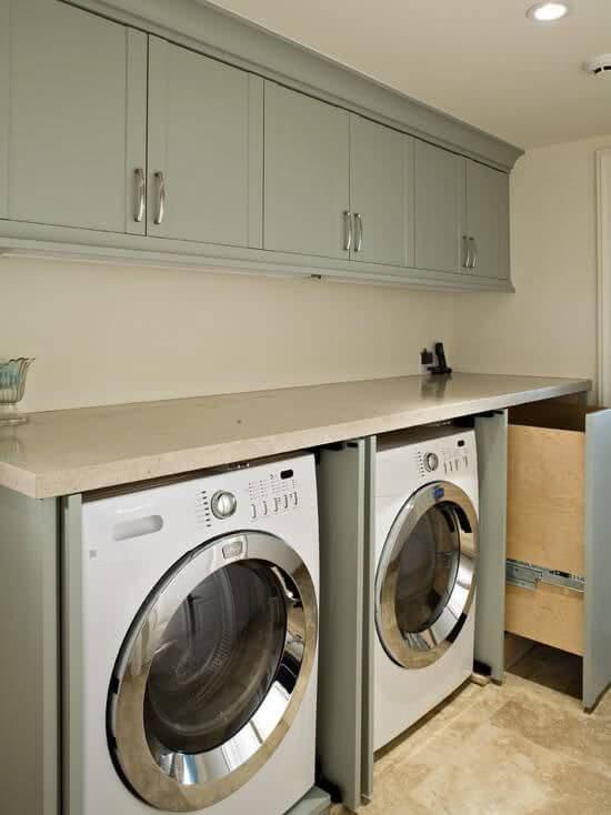 Lavadora de roupas com secadora