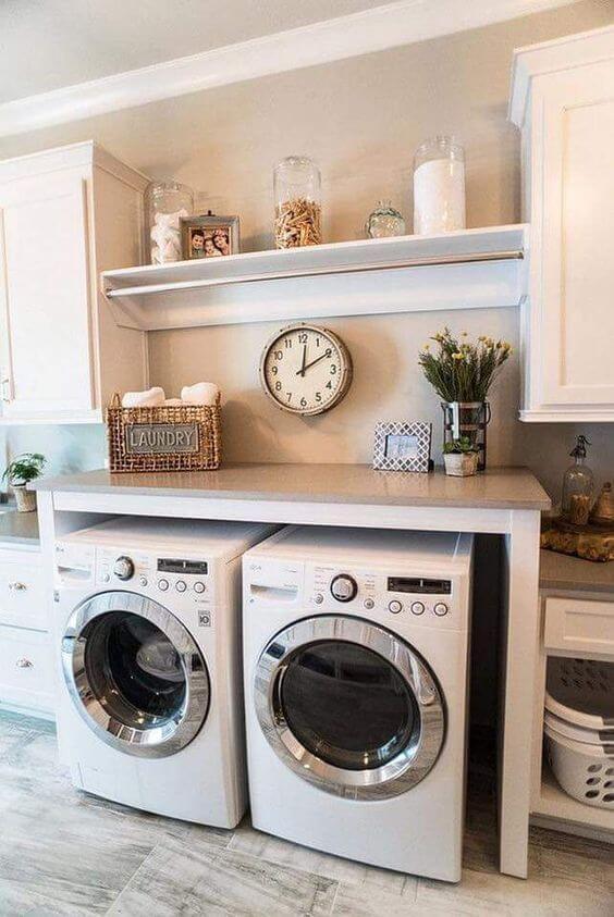 como limpar a maquina de lavar