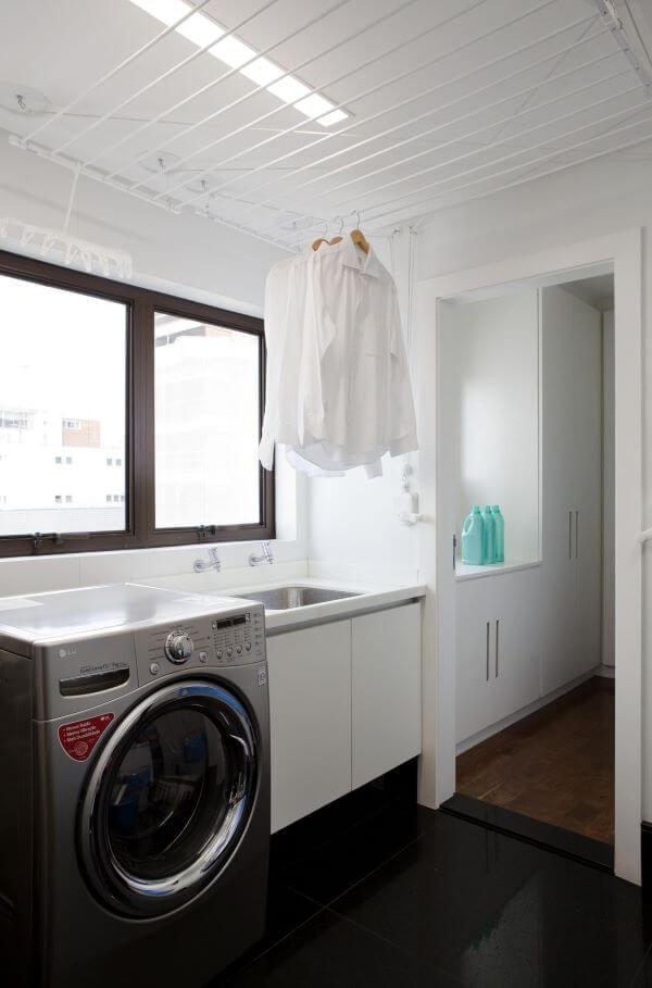 máquina de lavar para sua lavanderia