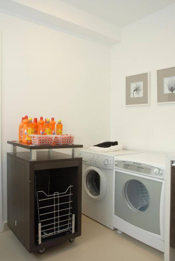 Lavadora de roupas com a melhor máquina de lavar