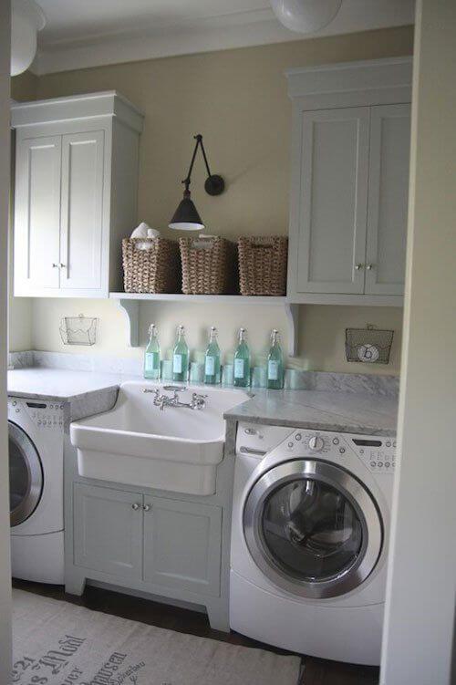 conjunto de máquina de lavar