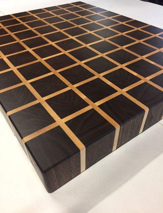 marchetaria - tábua em xadrez de marchetaria