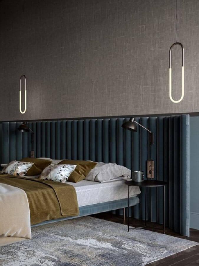 modelo moderno de pendente para quarto Foto Home Designing