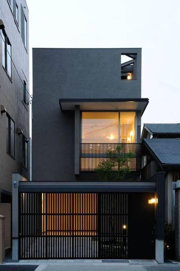 Pinturas de casas estilo industrial
