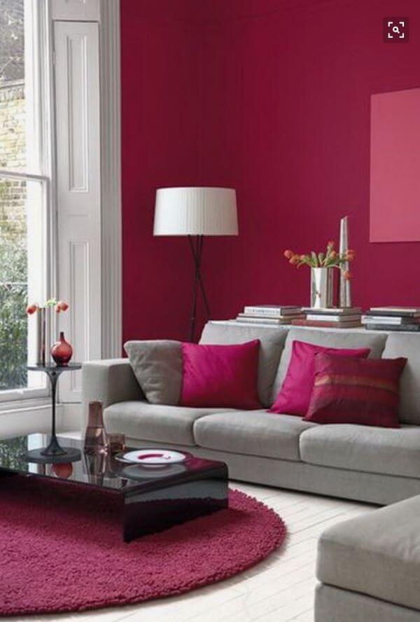 pinturas de casas modernas pink