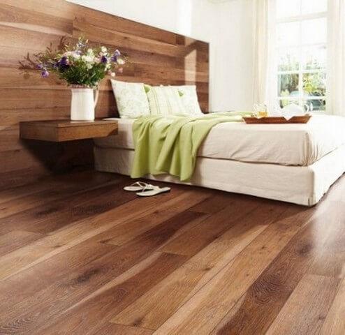 piso laminado para quarto