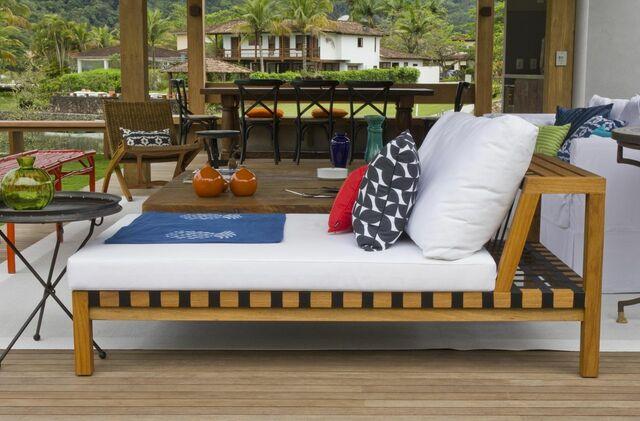 piso para varanda - varanda com deck
