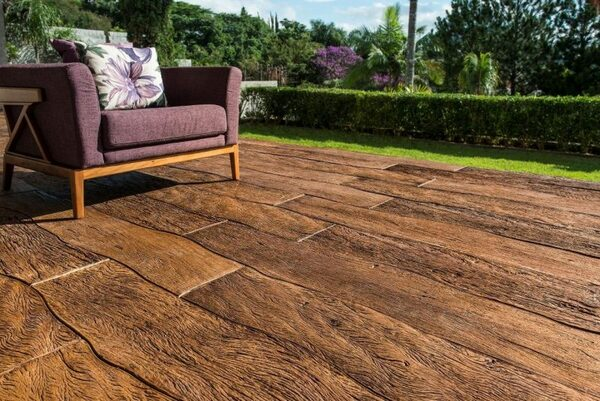 piso para varanda - varanda com piso de madeira - ConstruindoDECOR