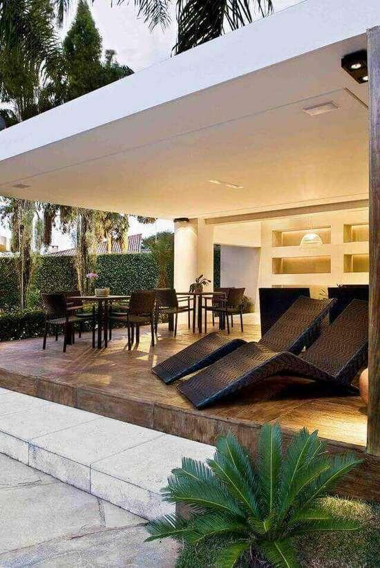 piso para varanda - varanda com piso de pedra