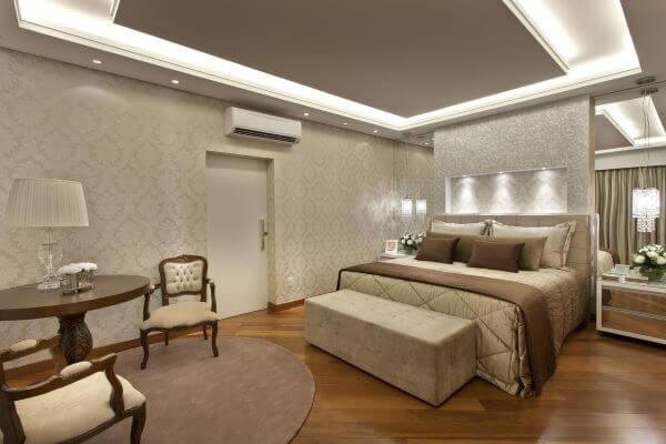 Pisos para quarto de luxo