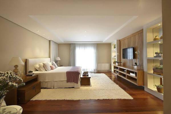 Pisos para quarto de madeira