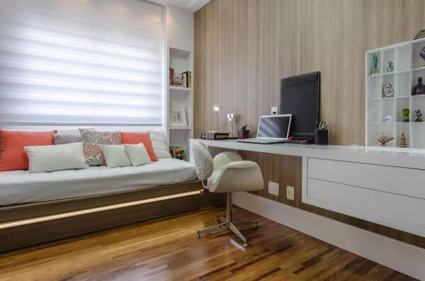 pisos para quarto tornam o ambiente mais aconchegantes e lindos