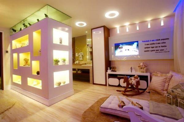 pisos para quarto infantil