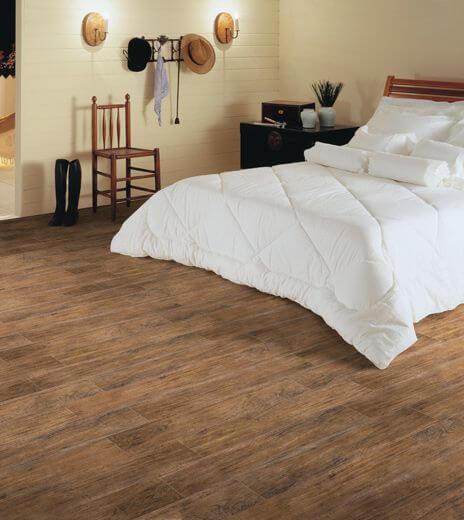 Escolha os pisos para quarto mais adequados