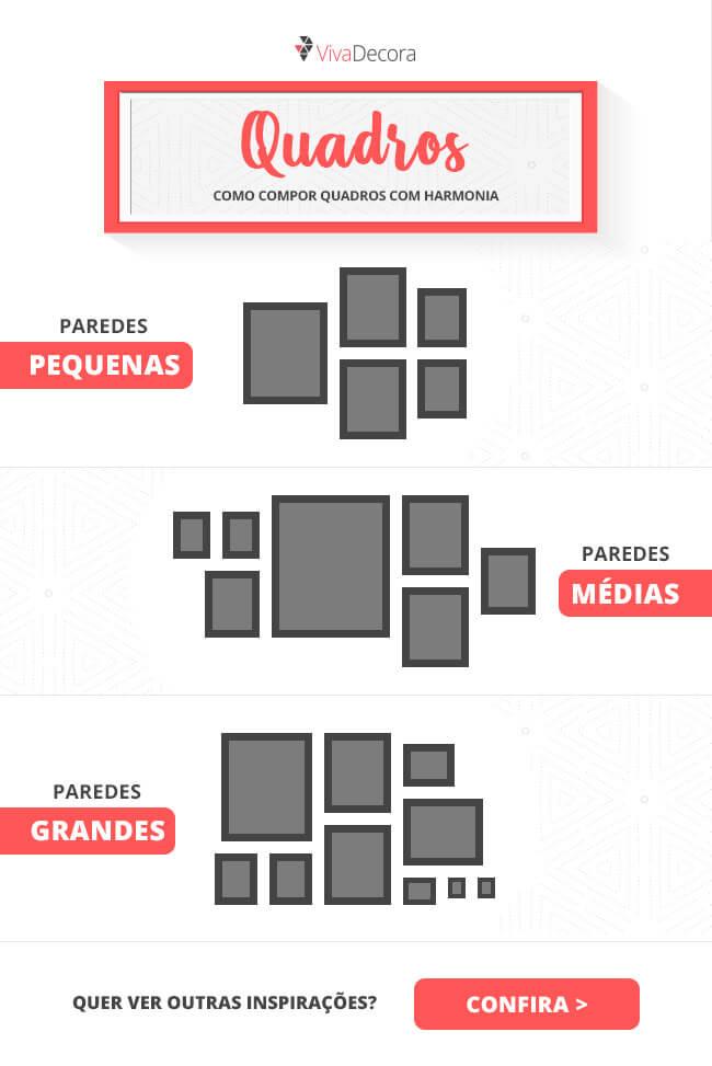 Infográfico - Quadros decorativos