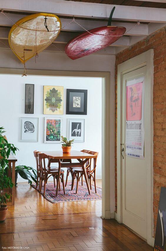 sinteco - casa com piso de taco