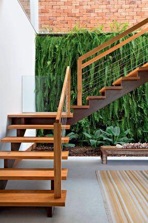 sinteco - escada de madeira