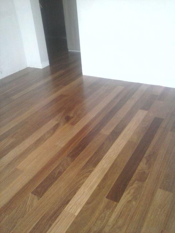 sinteco - piso laminado simples