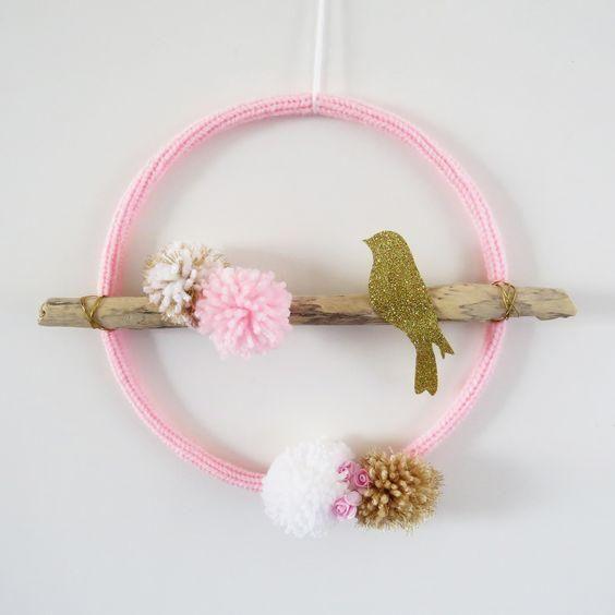 tricotin - circulo de tricotin com detalhes