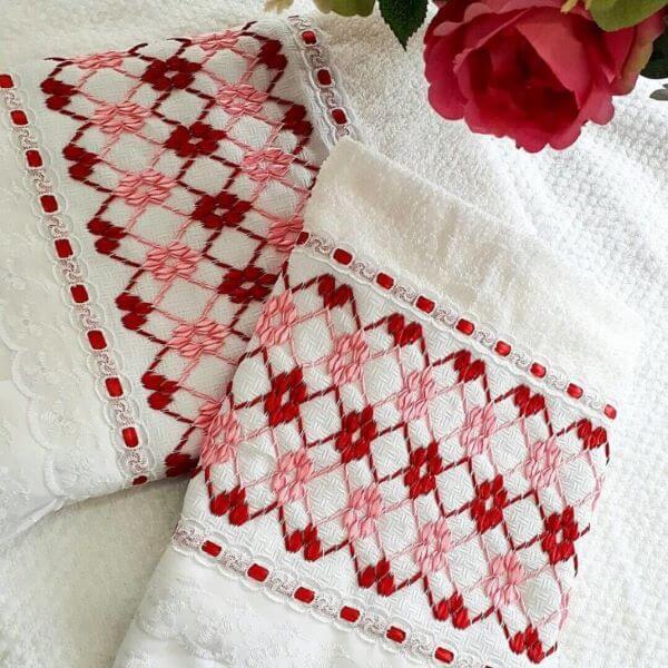 Monte conjuntos de toalha com vagonite