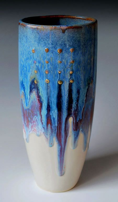 vaso de barro - vaso decorativo de barro