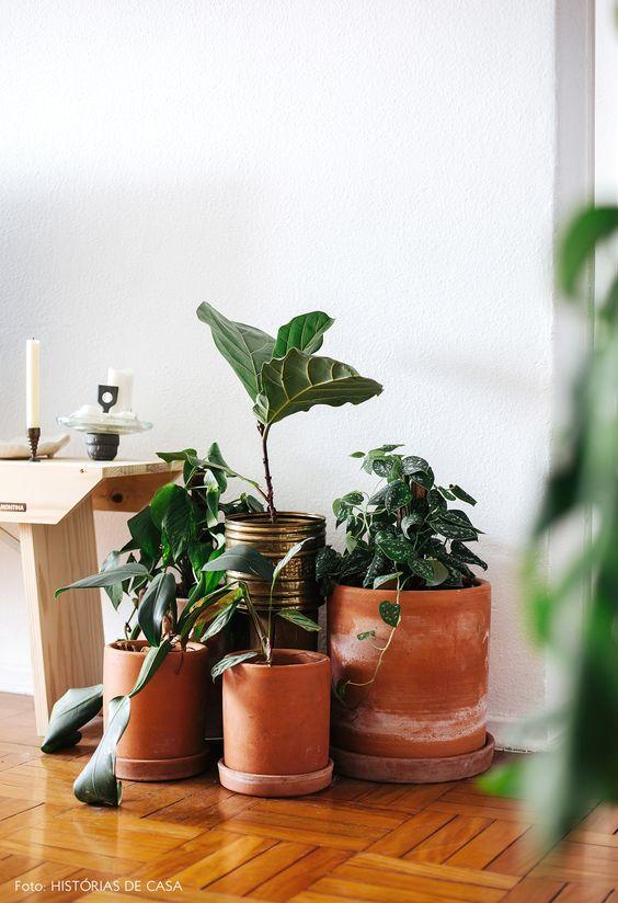 vaso de barro - vasos rústicos