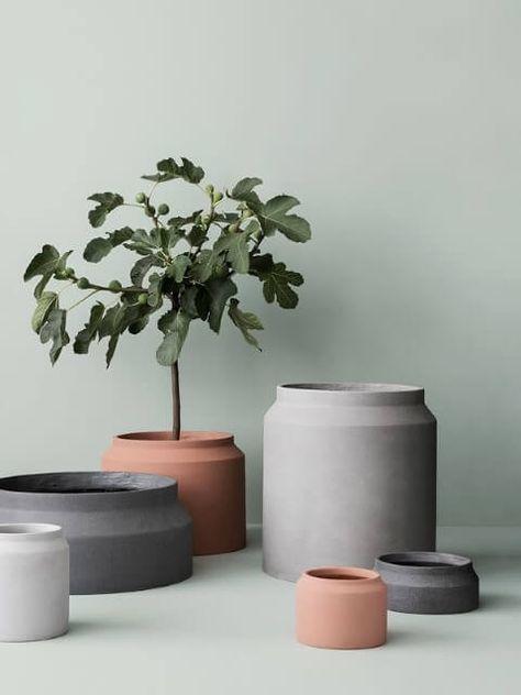 vaso de barro - vasos simples