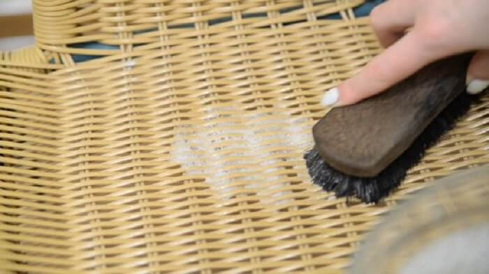 Como limpar móveis de vime sem danificar a peça