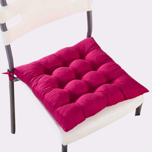 Almofadas para cadeiras de cozinha