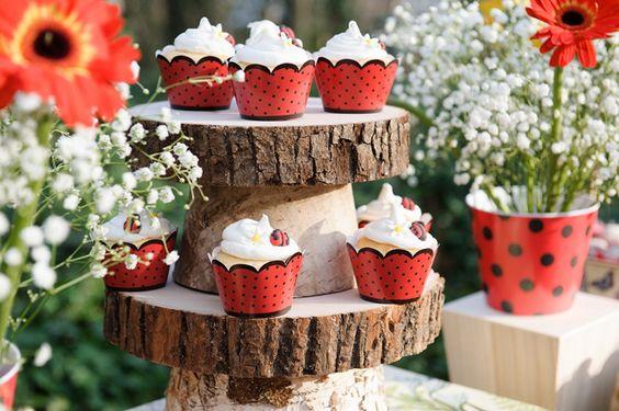 cupccake festa ladybug