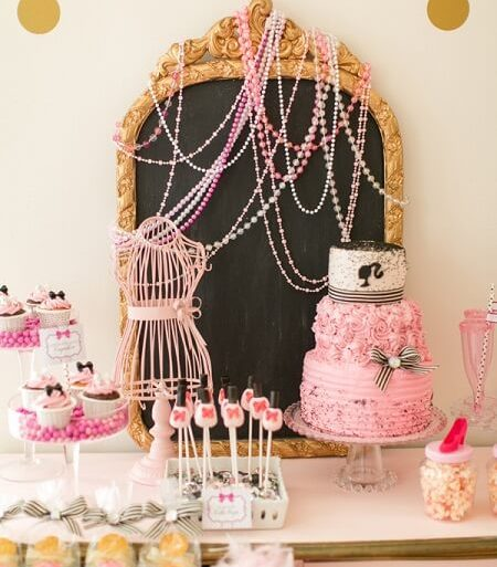 decoração-para-festa-de-aniversario-da-barbie-