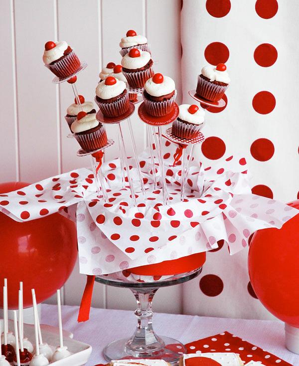 Doces para festa festa ladybug