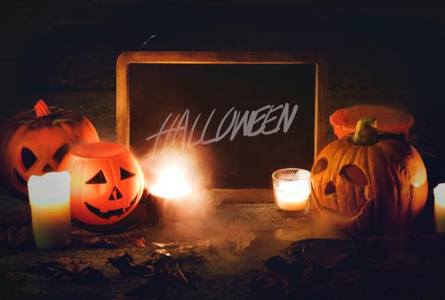 Ideias para halloween com abóboras