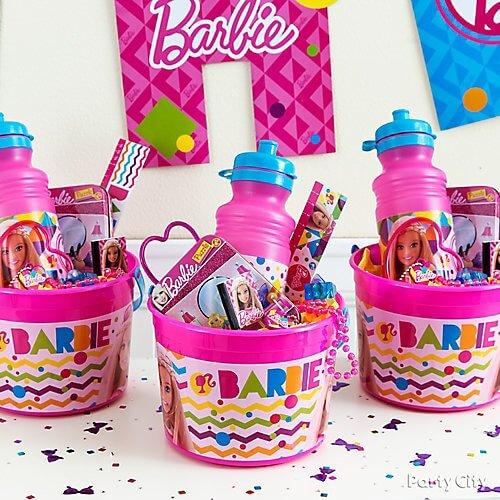 Lembrancinhas para festa da barbie