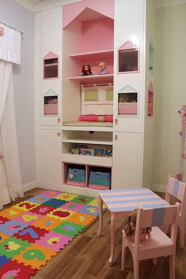 móveis montessorianos - armário para quarto montessoriano