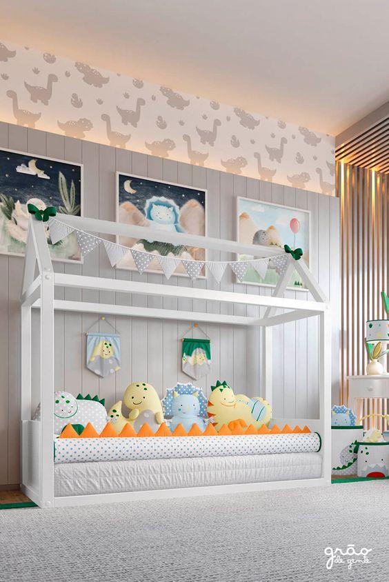 móveis montessorianos - quarto infantil com móveis móveis montessorianos