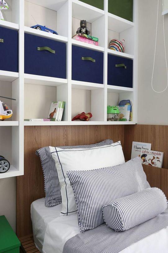 melhor travesseiro - porta livros embutidos na cama