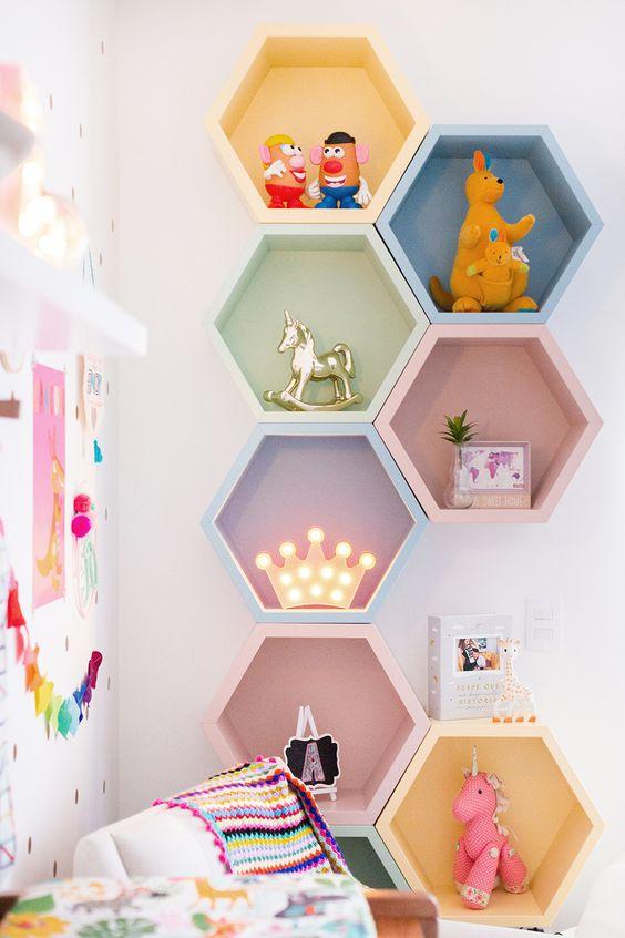 estante nicho para brinquedos