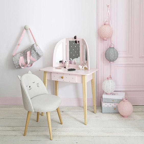 Penteadeira infantil brinquedo