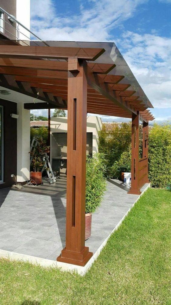 piso para quintal