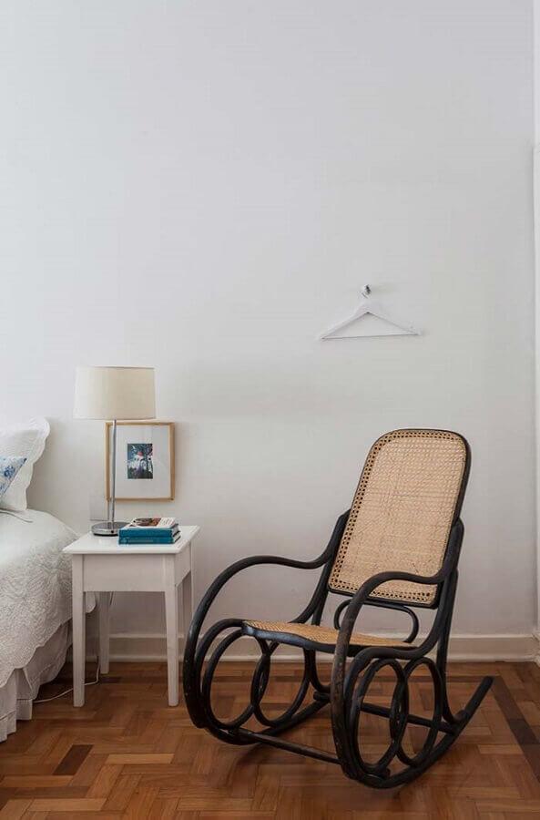 poltrona para quarto de casal simples Foto Pinterest