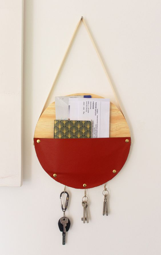 porta chaves artesanal